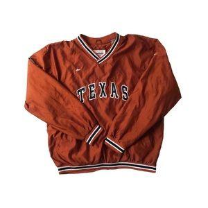 Vintage Texas Longhorns Windbreaker